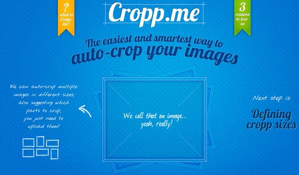 Обрезать фотографию онлайн бесплатно - Cropp.Me
