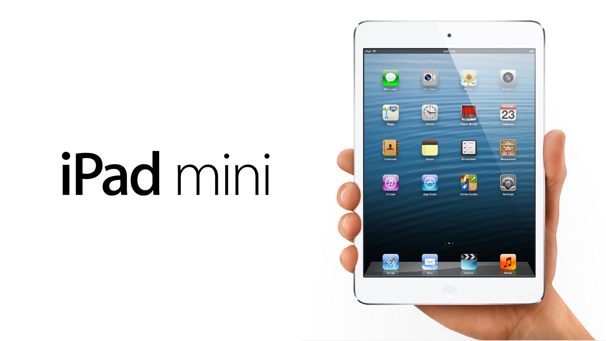 Описание iPad mini