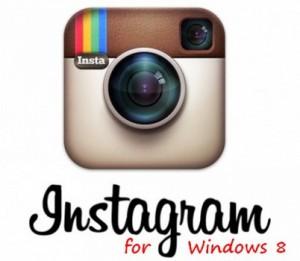 Инстаграм для Windows 8