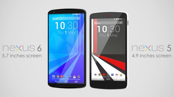 Google собирается выпустить смартфон с большой диагональю