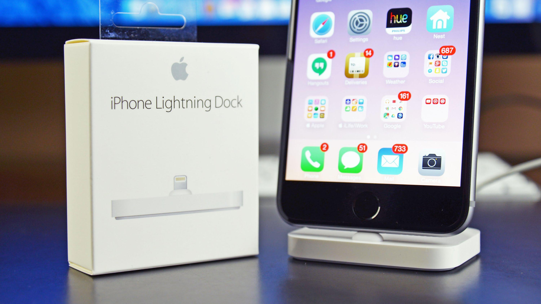 Лучшие док-подставки для iPhone 6