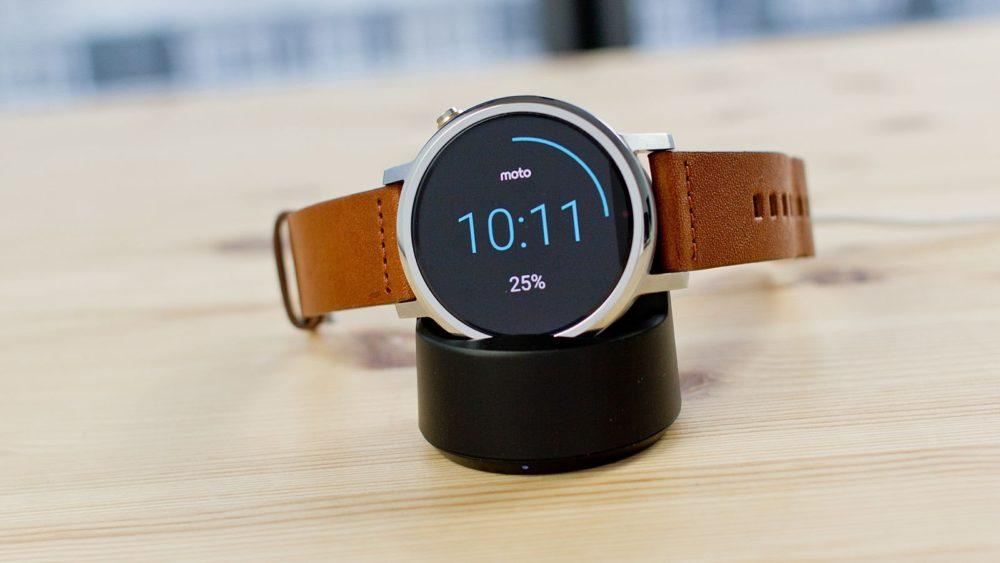Moto 360: будущее носимой электроники на Android