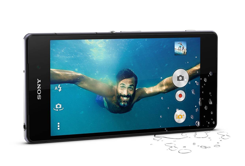 Самый мощный смартфон 2014 года: Sony Xperia Z2