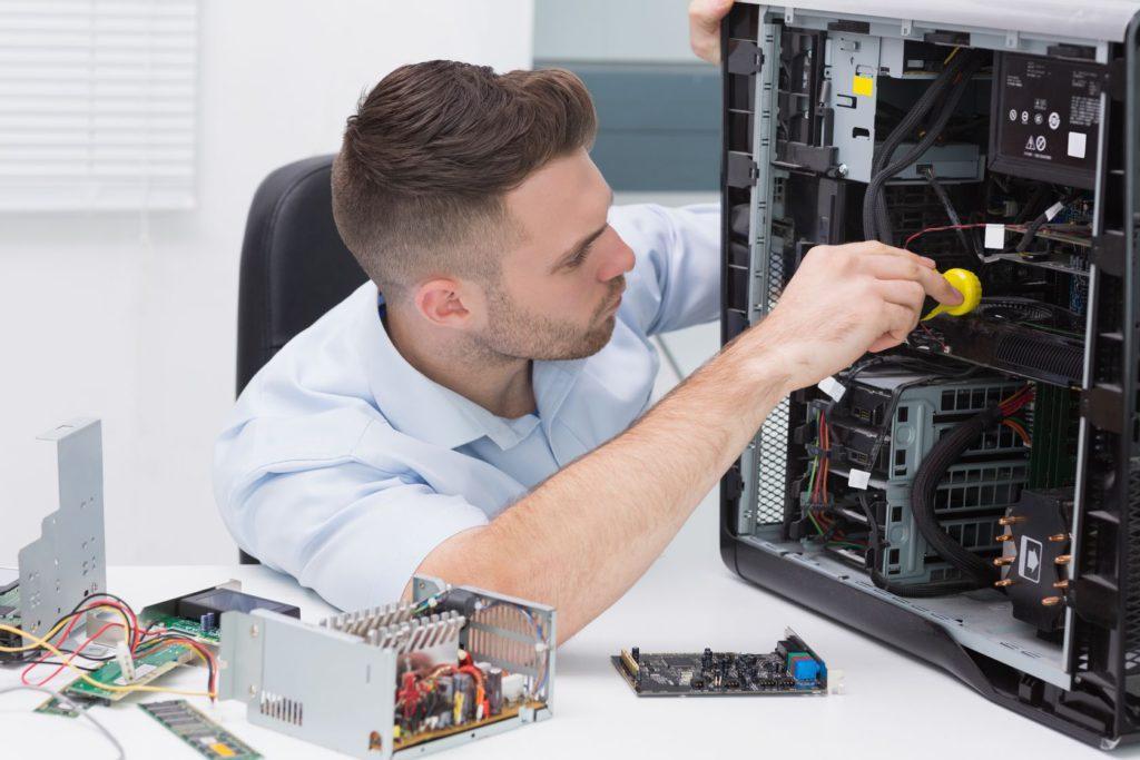 Техническое обслуживание компьютера
