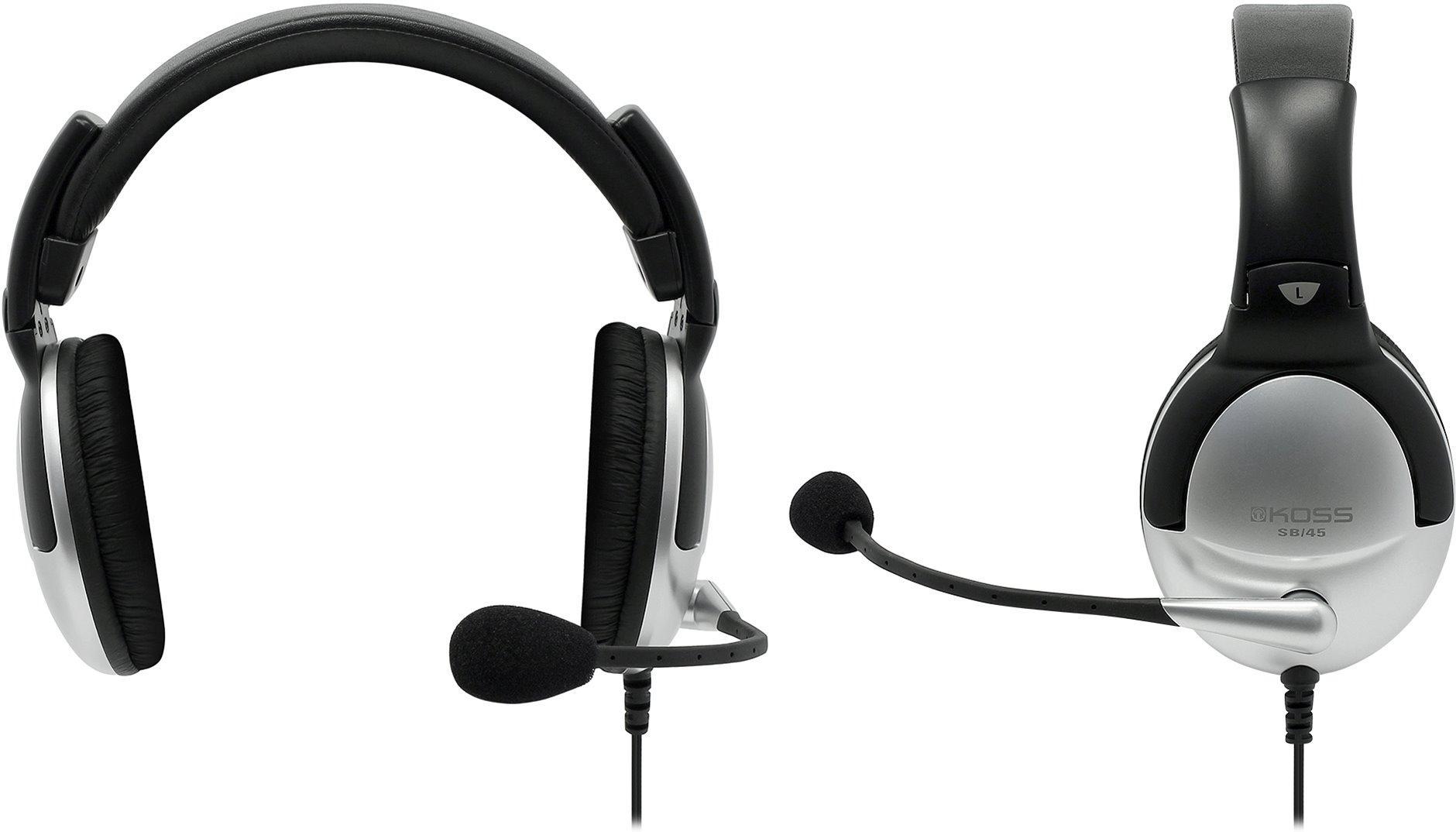 Выбираем лучшие наушники с микрофоном для компьютера: Удобство, качество звучания и подавление шума на 5+