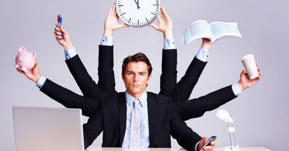 Как не отупеть на работе? Помогаем мозгу выжить в круговороте дедлайнов и рутинных задач