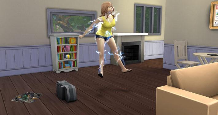 КАК УБИТЬ СИМА В Sims 4: убиваем персонажа в Симс 4