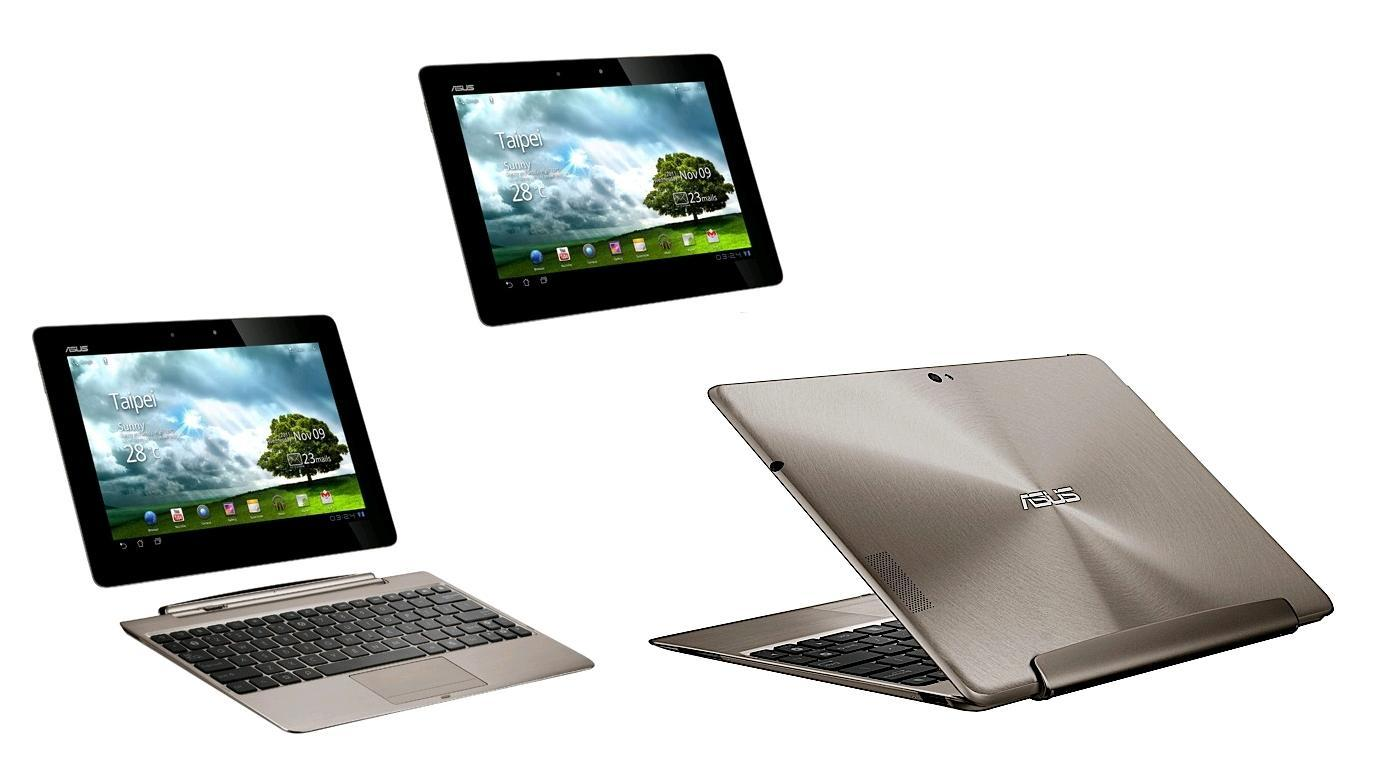 Ноутбук-планшет Asus Eee Pad Transformer или планшет Toshiba Thrive