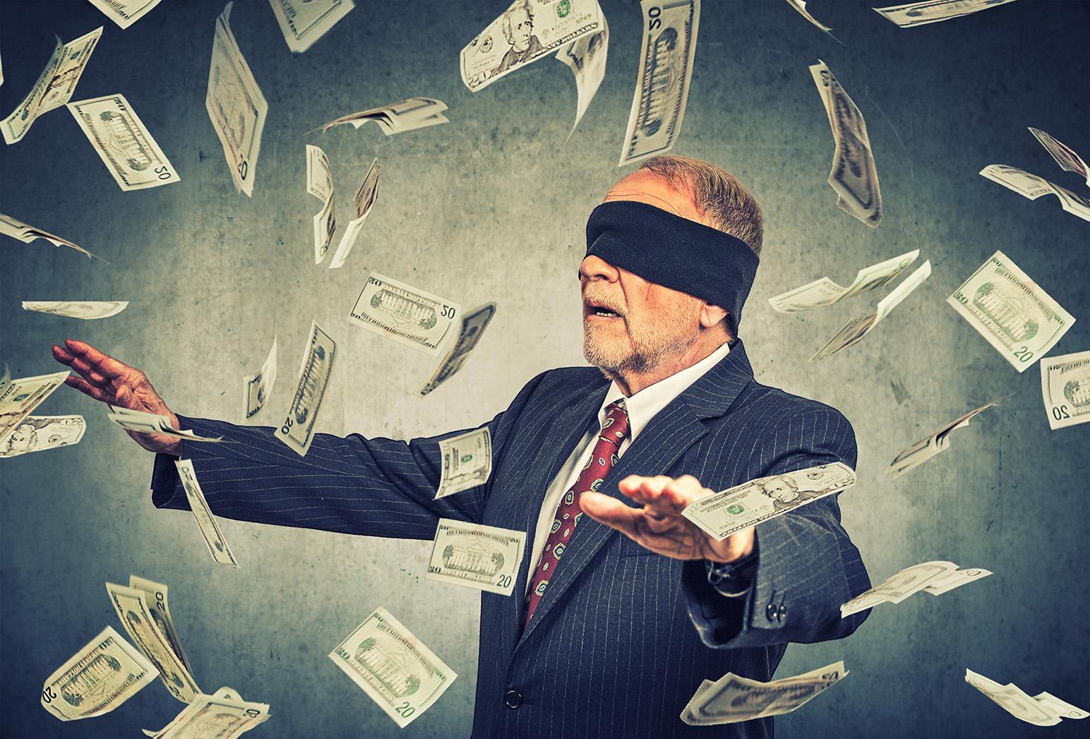 Личные финансовые потери