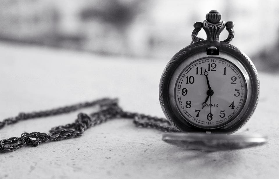 Разберитесь в своих отношениях со временем