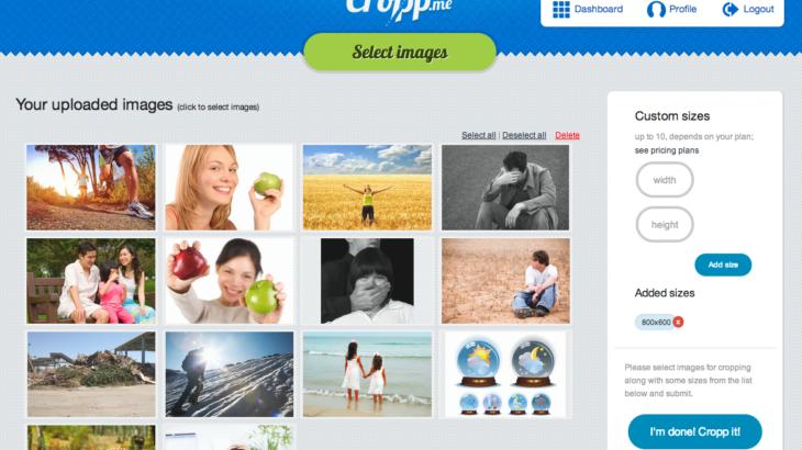 Как обрезать фотографию онлайн бесплатно