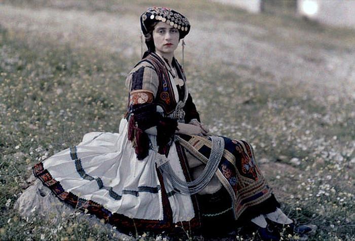 Начало XX века в цвете : Автохромные снимки из коллекции National Geographic