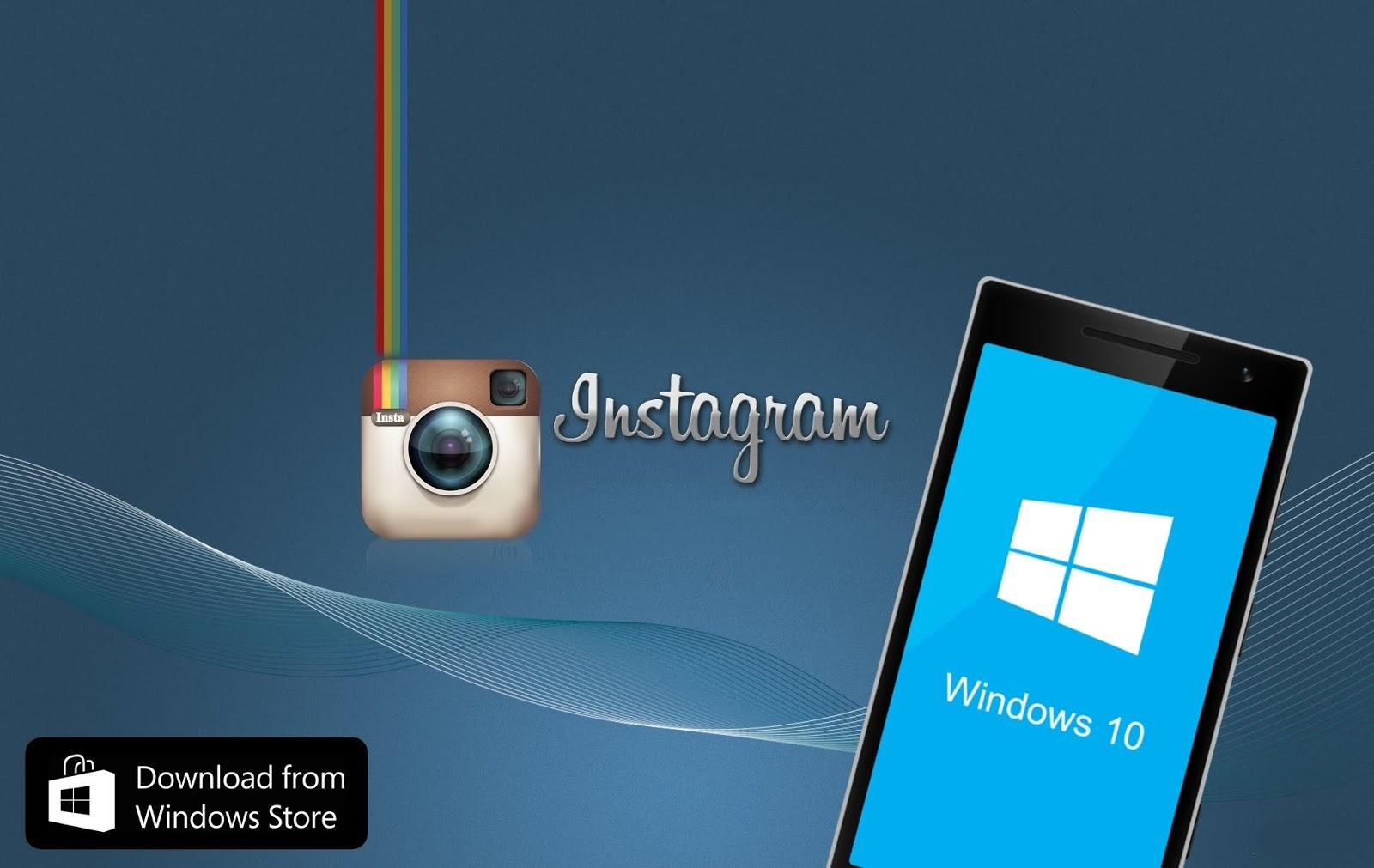 Instagram для Windows 8