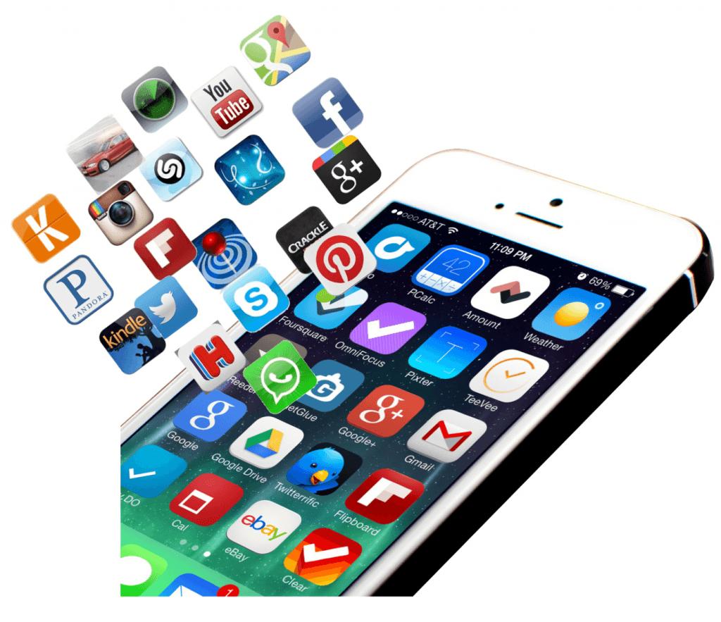 Топ лучших приложений для iPhone