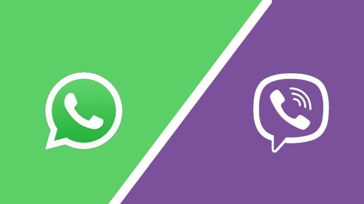 Viber или WhatsApp — что выбрать для повседневного общения?