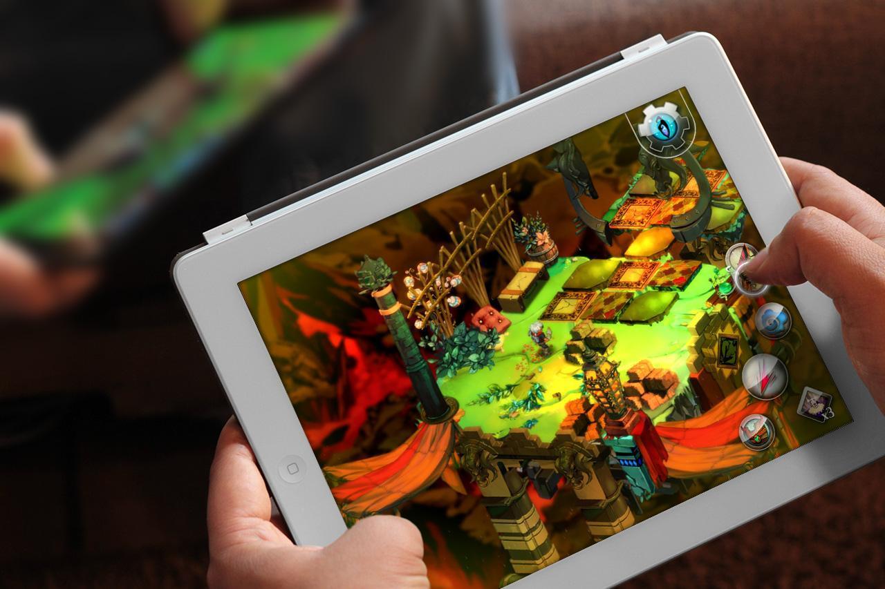 Лучшие игры на iPad для двоих: список и краткое описание