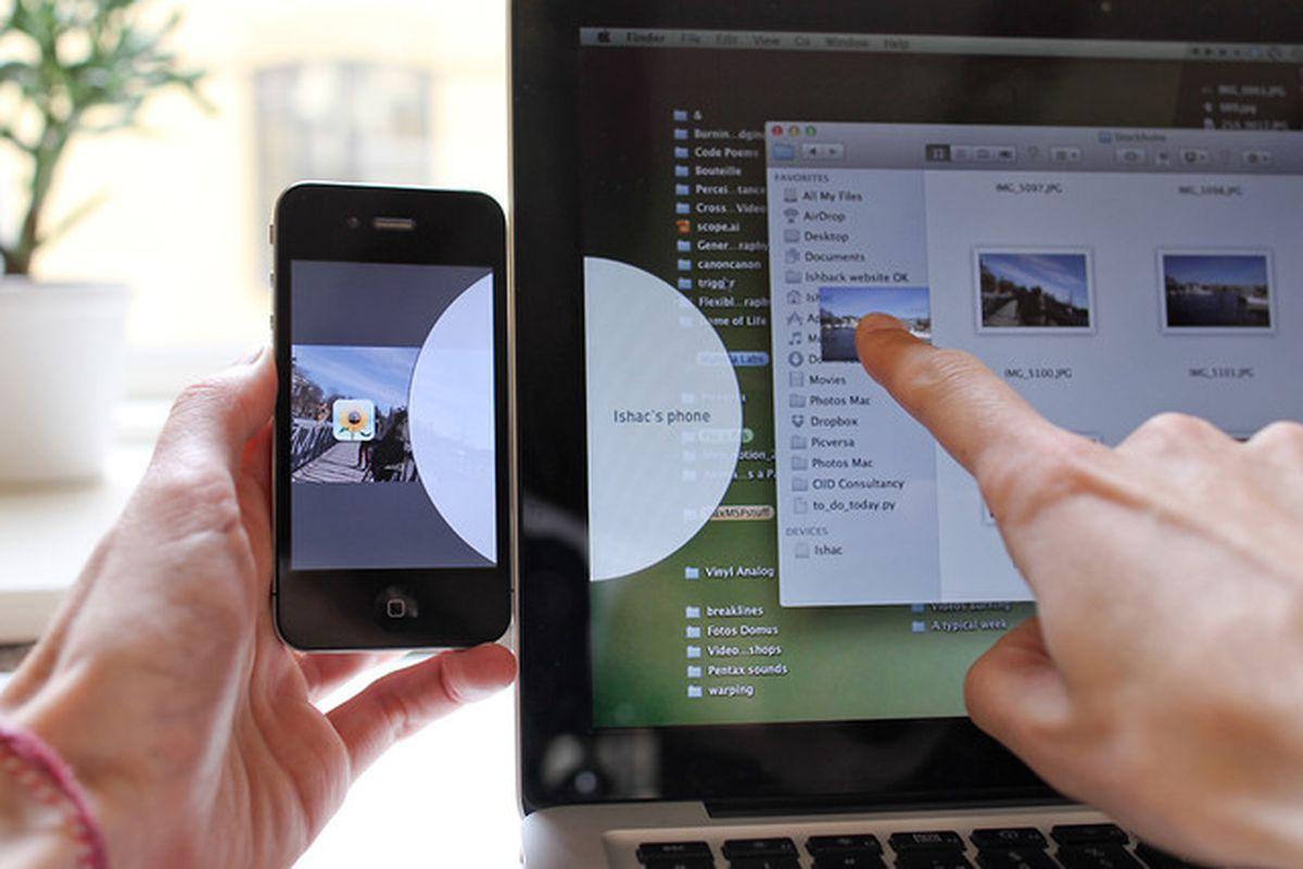 Как передавать файлы между мобильными телефонами и компьютерами