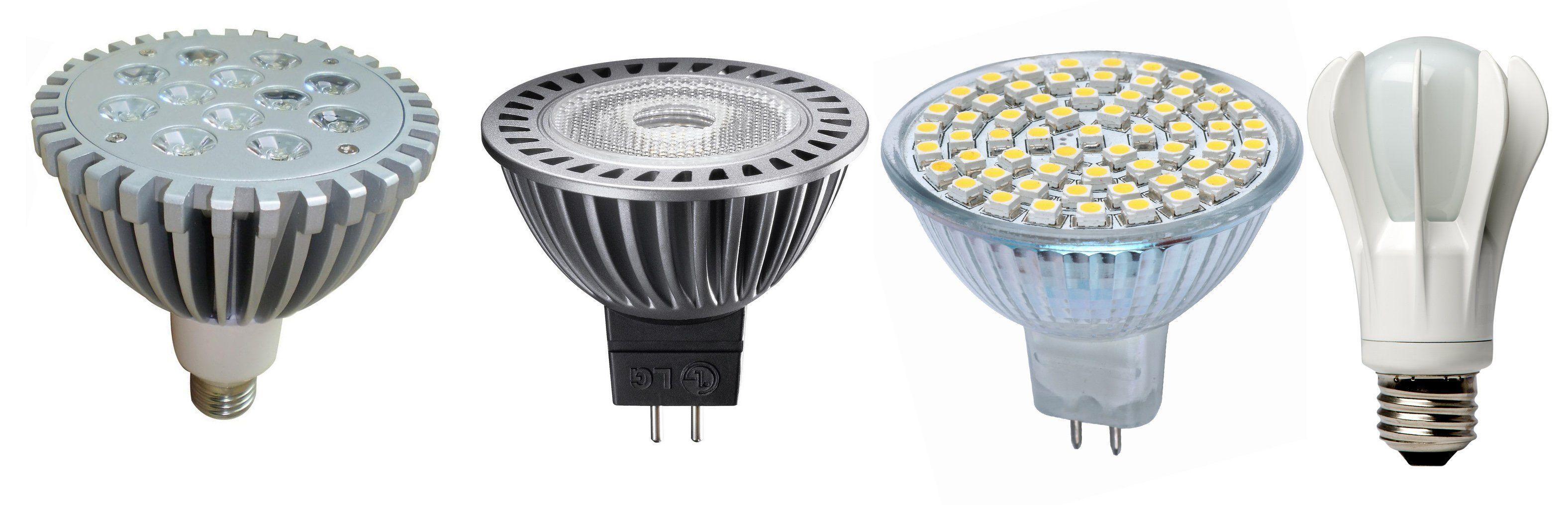 Светодиодные лампы приходят в наш дом