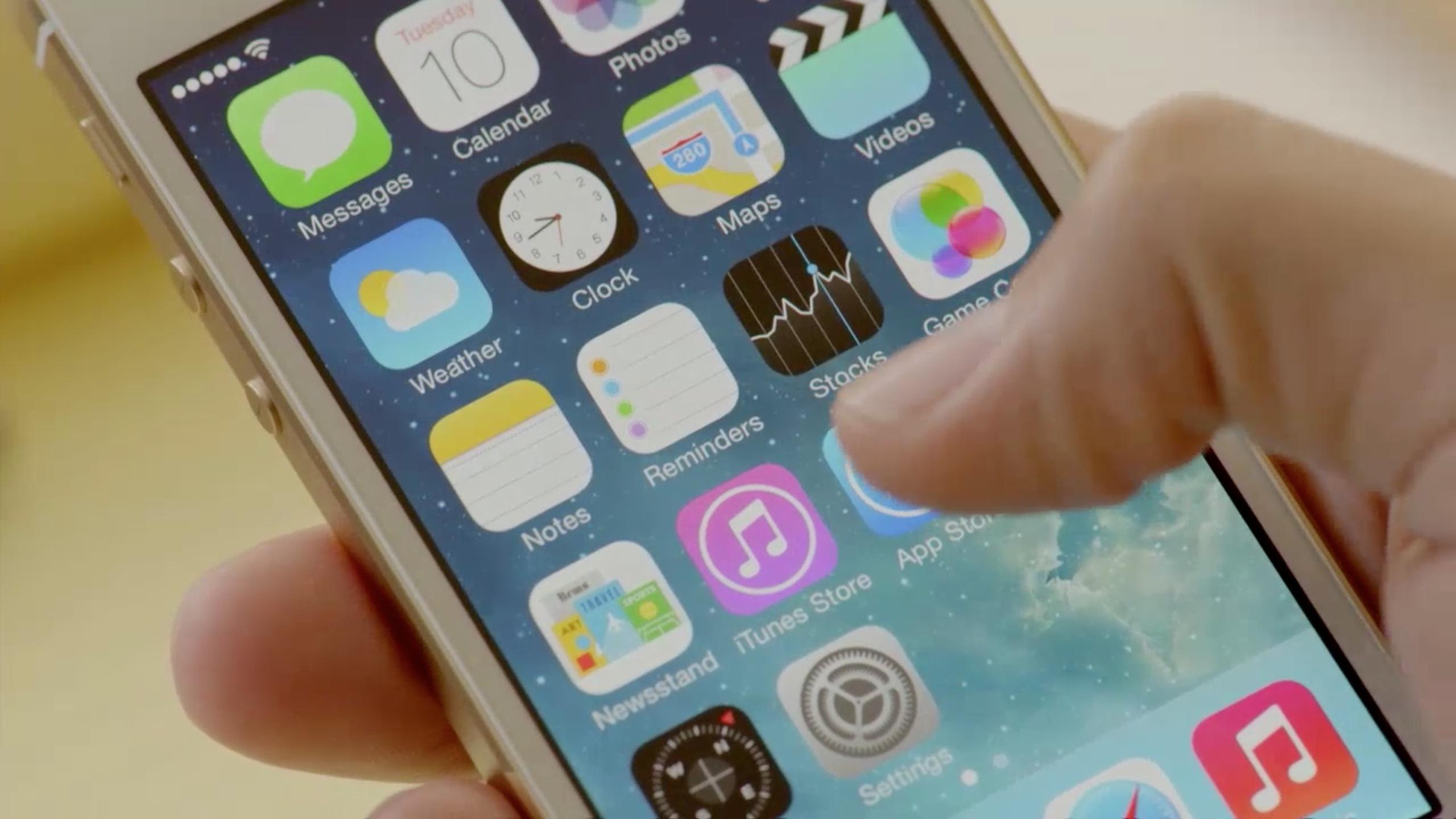 Три самых раздражающих новшества в iOS 7, и что с ними делать