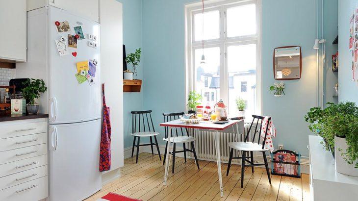 Какого цвета должна быть кухня