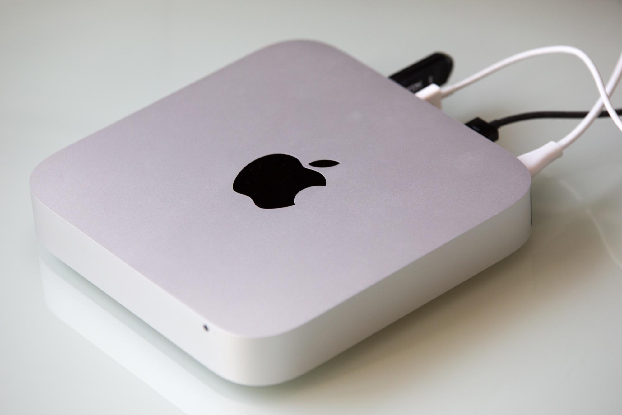 Apple представила новый Mac Mini 2014: цена начинается от 499 долларов