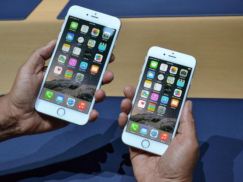 Что выбрать: iPhone 6 и iPhone 6 Plus