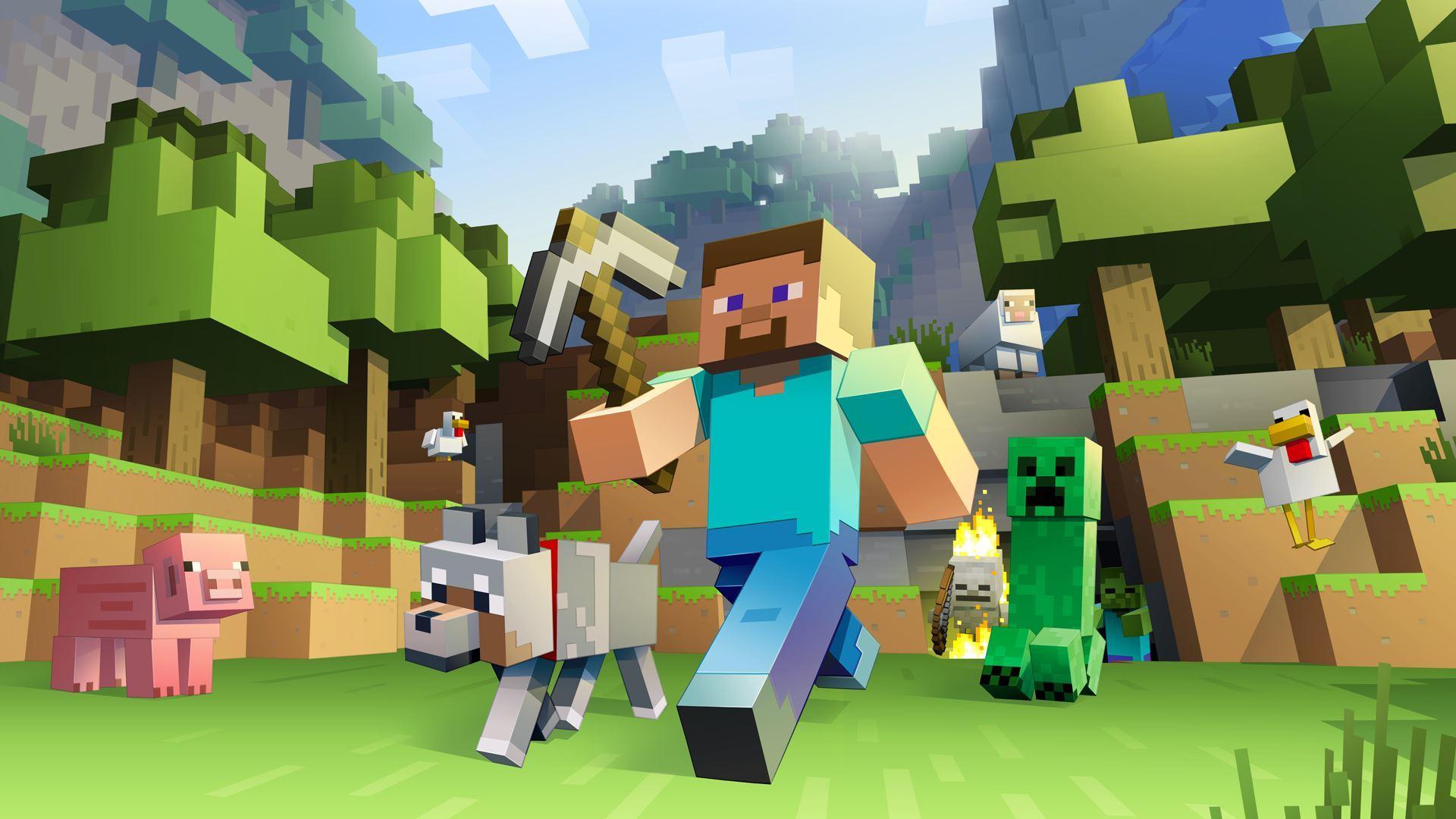 Подробная инструкция по игре Minecraft для начинающих