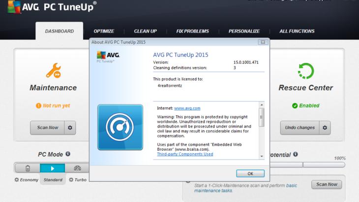 Как удалить TuneUp Pro в Windows