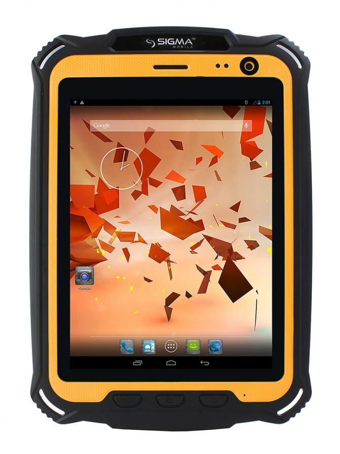 Обзор планшета X-treme PQ79 от Sigma mobile