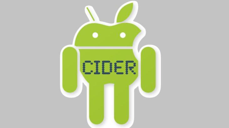 Как запускать приложения для iOS на Android: Cider