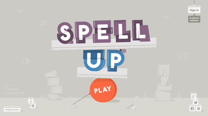 Как подтянуть свой английский: Spell Up от Google