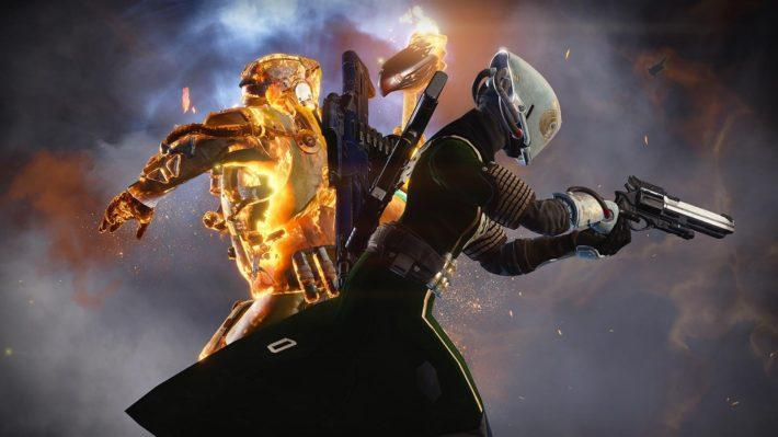 Destiny: 3 миллиона Титанов, Охотников и Варлоков защищают мир от захватчиков