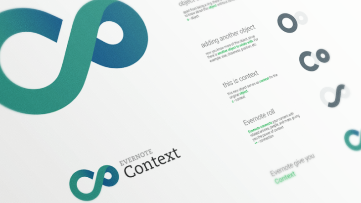 Context — новая функция Evernote