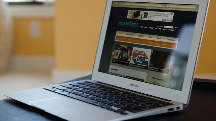 Почему в MacBook Air нет Retina Display