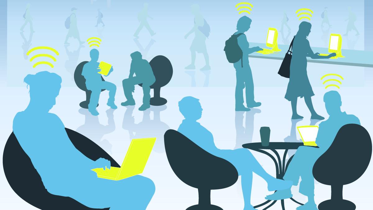 Как найти бесплатный Wi-Fi: 10 проверенных способов