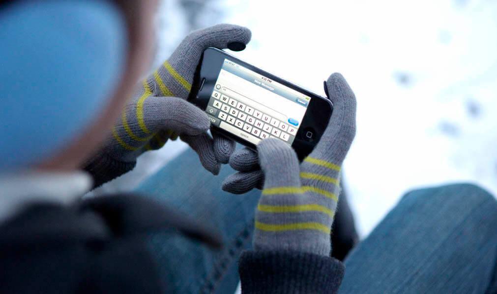 Как сохранить свой смартфон, планшет и ноутбук на морозе