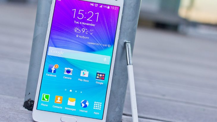4 обязательные настройки Samsung Galaxy Note 4