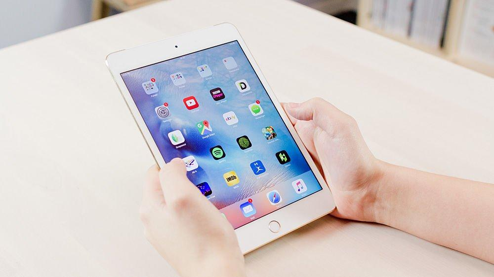 Как настроить iPad mini с нуля