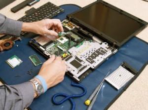 Как и где отремонтировать ноутбук HP