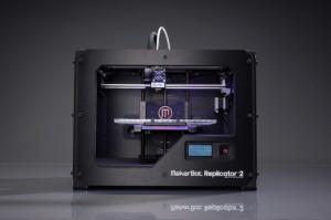 3D-принтер Replicator 2 — лучшего пока не придумали