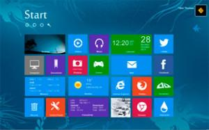 Оболочка windows 8