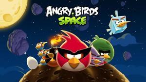 Angry Birds Space для Windows 8