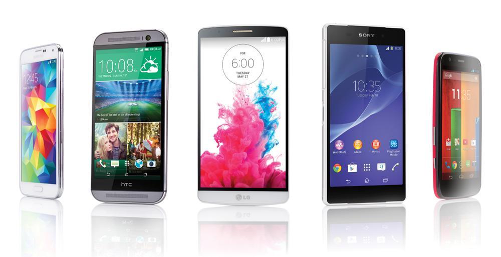 Бюджетный смартфон на Android: лучшие модели начала 2014 года