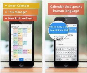 Спешите бесплатно скачать удобный календарь для iPhone и iPad: Calendars 5