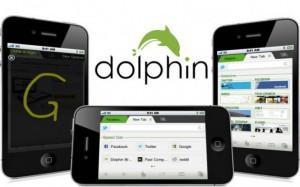 Dolphin обновил версию браузера для iPhone