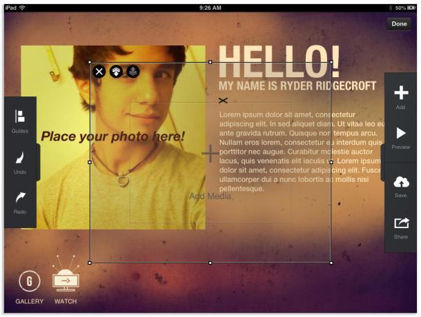 Программа для создания презентаций на iPad – Flowboard