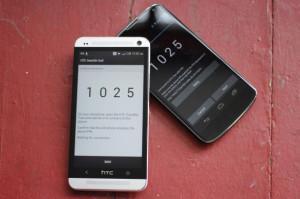 Синхронизация контактов HTC One со старой трубкой на Android