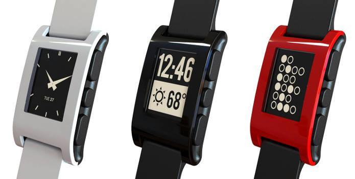 Стоит ли покупать умные часы Pebble