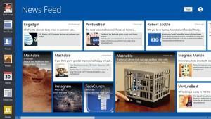 Facebook для Windows 8: программа Vibe