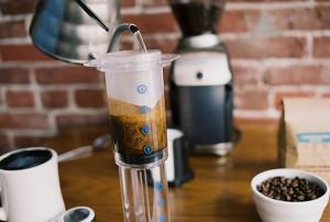 Как приготовить кофе эспрессо в офисной кухне